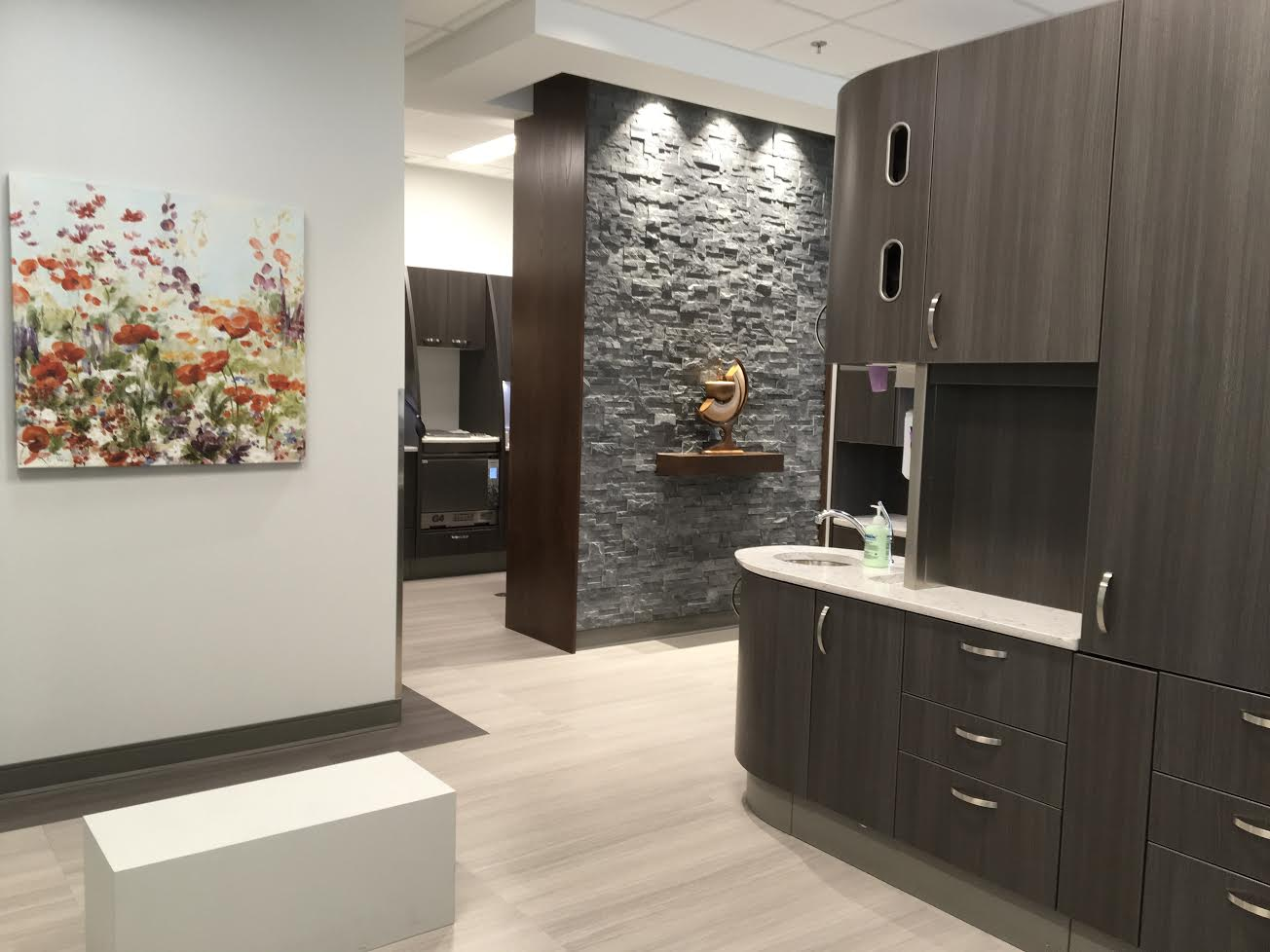 boisson-dental-reception Office Gallery