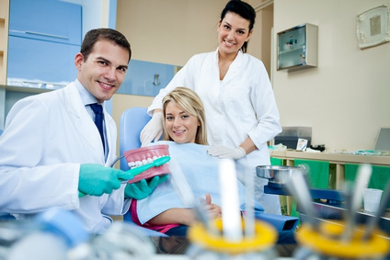 Gum disease treatment in Grande Prairie Alberta