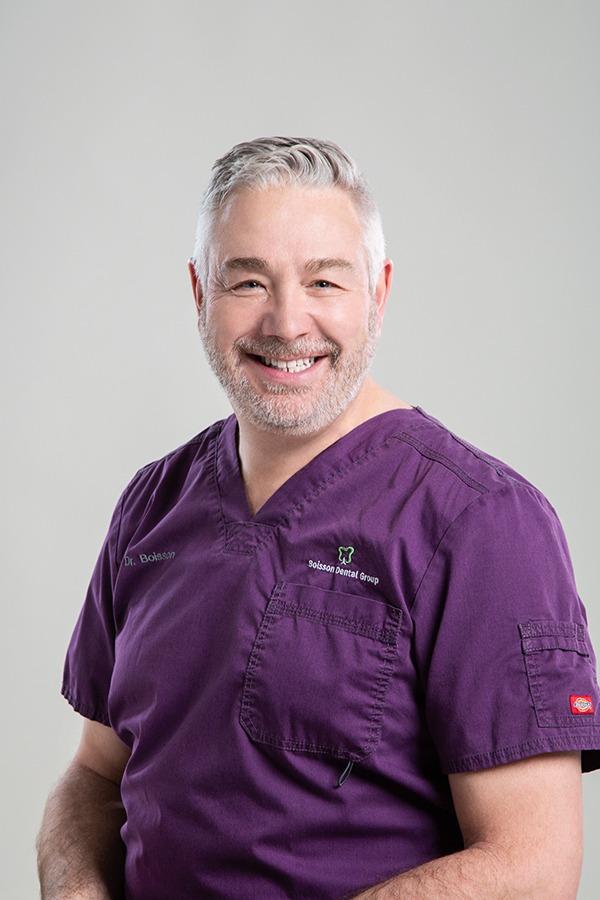 Michael-Boisson Meet Dr. Michael Boisson