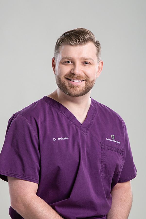 sean Meet Dr. Sean Boisson